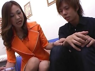 Quickie Fucking In The Morning With A Matures Japanese Darling