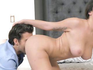 Amazing Karlee Grey Gets Her Hairy Twat Fucked Decently