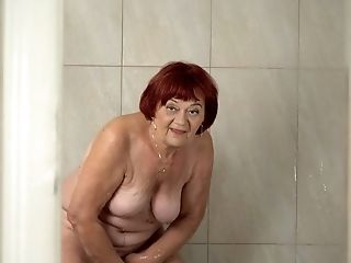 Old Childminder Marsha Is Having An Affair With One Perverted Student