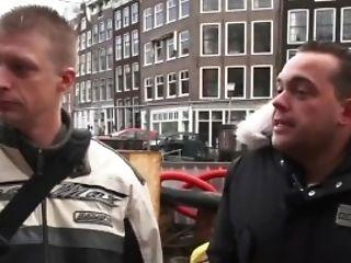 Amsterdam Escort Banged By Lucky Tourist