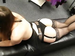 Babe Doll Stockings Suspenders