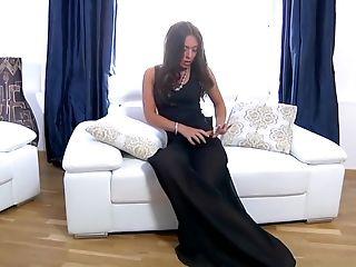Fabulous Superstar Mila L In Best Getting Off, Solo Fuck-fest Scene