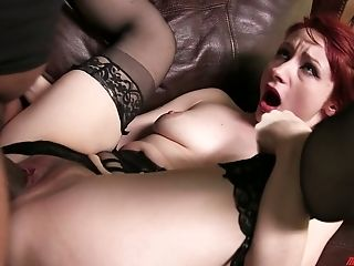 Violet Monroe's Addiction To Black Trunk Is Amazing And She Fucks Like Mad