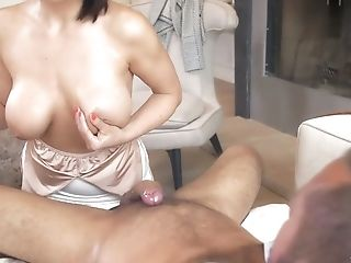 Mouth Watering Lecturer Becky Bandini Gives A Bj And Rails A Dick Face To Face