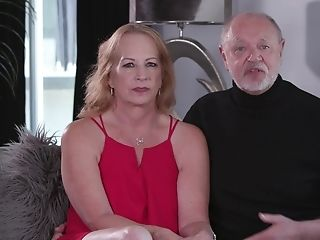 Granny Bonnie Nilsen Loves To Be Fucked By Her Matures Hubby