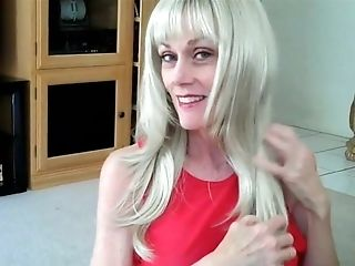 Incredible Fellatio From First-timer Granny Wicked Sexy Melanie.