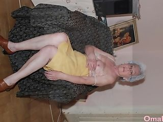 Bbw Old Grannies Demonstrate His Big Fun Bags And Hairy Cootchies