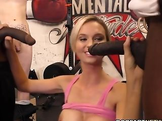 Astrid Starlet's First-ever Interracial Threesome - Hotwife Sessions