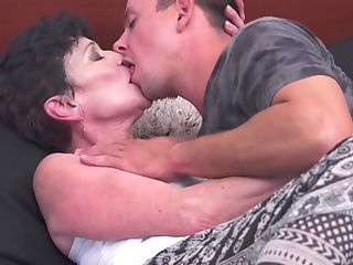 Stepmom Jaclyn Cannot Have Enough Of Her Stepson's Hard Cane