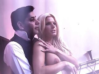 Loona Luxx And Victoria Rose Get Fucked Well During Orgy Orgy