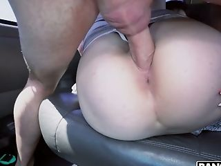 Ardent Fuckslut Piper June Gets Picked Up And Decently Fucked Right In The Van